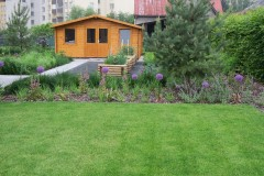Zahrada Orlová